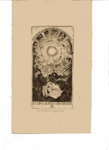 Ex Libris Gagliardo