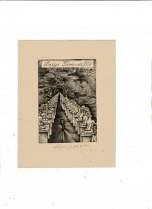Ex Libris Michetti Pirandello
